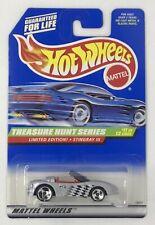 1998 Hot Wheels Treasure Hunts Corvette Stingray III Limited Edition # 11 of 12