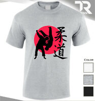 NEW JUDO T SHIRT KARATE KUNG FU MIXED MARTIAL ARTS T SHIRT BJJ MMA BRAZILIAN UFC