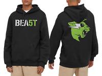 BEAST 51 Hoodie Adult Mr Beast Sweatshirt Mr Beast Merch Area 51 Men Women