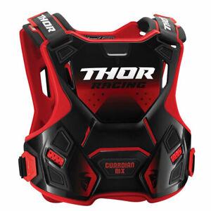 2020 Thor MX Guardian MX Chest Roost Guard Motocross MX Dirt Bike - Size/Color