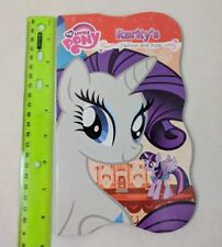 My Little Pony Rarity's Fashion & Style Board Book Bendon Publishers
