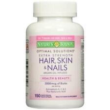 Cuidado de piel, uñas y cabello