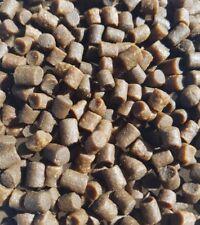 100g CICHLID AROWANA OSCAR CARNIVORE - SINKING TROPICAL FISH FOOD PELLETS - 6mm