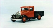 ELIGOR 1:43 AUTO DIE CAST FORD V8 CAMIONNETTE 1933 PLATEAU RIDELLES ROSSO 1059