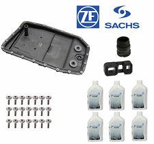 Land Rover LR4 LR3 Range Sport A/T Filter Kit + 6 Liter ATF OEM ZF + Bolts + Apt