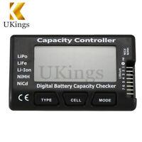 Digital RC CellMeter-7 Battery Capacity Checker For LiPo LiFe Li-ion Nicd NiMH