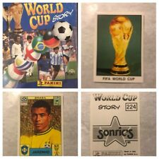 PANINI WORLD CUP STORY. Complete your set, various quantities available
