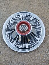 """1966 1967 FORD F-100 BRONCO RED LENS 15"""" WHEEL COVER HUBCAP $75 FREE S/H!!! LOOK"""