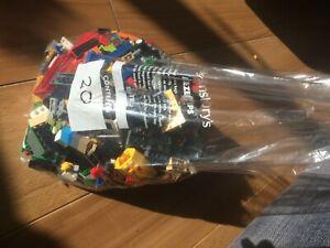 Lego bundle 1kg - assorted Technic & Standard