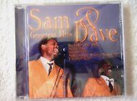 27116 Sam & Dave Greatest Hits [NEW & SEALED] CD (2001)