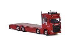 "Scania 8x2 riged/flatbed ""Hardeman van Harten"" WSI truck models 01-3217"