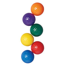 Color My Class® Golf Balls - Set of 6