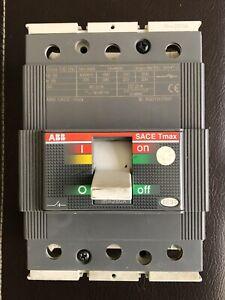 ABB SACE TMAX T3D 250 200 AMP MCCB IEC60947-3 TP MOULDED CASE 3 Pole