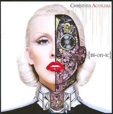 Bionic [Clean] by Christina Aguilera (CD, Jun-2010, RCA)