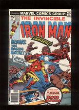 Iron Man 89 Fine Daredevil  (1968) Marvel Comics  *SA