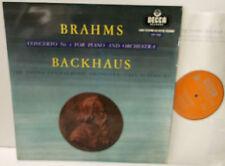 LXT 5365 Brahms Concerto No 2 For Piano & Orchestra Backhaus VPO Schuricht