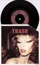 "[BRYAN FERRY] ROXY MUSIC ~ TRASH / TRASH 2 ~ 1979 UK 7"" SINGLE + P/S"