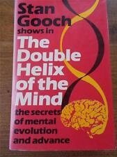 Vtg 1980 1st The Double Helix of the Mind the secrets of mental evolution DJ VGC