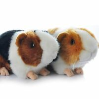7 Inch Lovely Brown & Black Guineapig/Guinea Pig Soft Plush Toys Guinea Pig