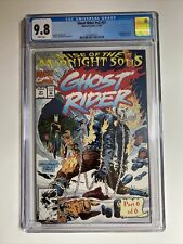 Ghost Rider #31 CGC 9.8 First Full Appearance The Midnight Sons RARE 1 of 32 9.8