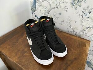 ⚫ Nike Blazer Mid '77 Suede ® ( Men UK Size 9 In Photon dust