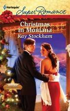 Christmas in Montana (Harlequin Superromance), Kay Stockham, 0373717407, Book, A