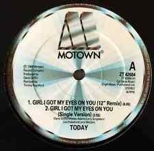 "TODAY - Girl I Got My Eyes On You (12"") (G+/M)"