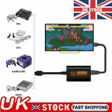 HDMI Converter Adapter-For Nintendo GameCube Super NES N64 SFC To HD 720P Cable