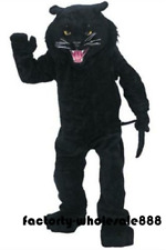 Brand Big panther Mascot Costume dress Halloween Party Cosplay game Adults size