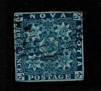 Nova Scotia SC# 3, Used - S10769