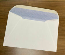 500 Envelope for $33 - Paper 24lb White, gummed flap with tint - Size 6
