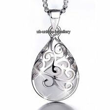 BLACK FRIDAY SALE DEAL Silver Moonstone Pendant Necklace Xmas Gift For Her Women