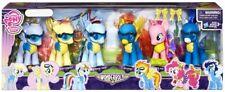 New Hasbro Exclusive My Little Pony Friendship Magic WONDERBOLTS 6 PONY SET