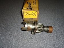 New NORS Starter Drive 10 Tooth A1934 John Deere Tractor Case Oliver SD-46 (2b)