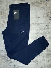 Nike Sportswear Club Fleece Tapered Joggers Navy Medium 826431-451
