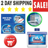 NEW Affresh Finish Dishwasher Cleaner Dual Action Fight Grease & Limescale Fresh