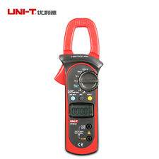 UNI-T UT204A Digital Clamp Multimeter Range Current Voltage Resistance Frequency