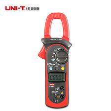 UNI-T UT204A Clamp Multimeter Current Voltmeter Resistance Freq Auto Power Off