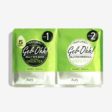 AvryBeauty Gel-Ohh! Jelly Spa Pedicure Set Green Tea