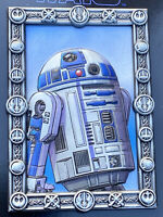 Disney Star Wars DSSH Pin R2-D2 LE 400 Rise Of Skywalker Limited Edition R2D2