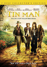 Tin Man (Two-Disc Collector's Edition) [Dvd] New Sealed