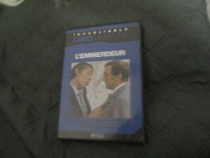 "DVD ""L'EMMERDEUR"" Inoubliable Lino VENTURA, Jacques BREL"