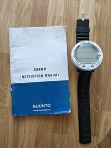 Suunto Gekko Dive Computer - spares or repairs