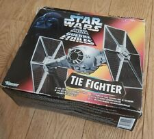 Star Wars Tie Fighter toy by Kenner, 1995, includes original box
