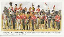 ARMY Comm/FDC - Regimental Museums  - Benham - 1983 (214)