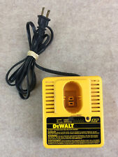 DEWALT NICD  BATTERY CHARGER MODEL DW9106  OUTPUT 12V. AT RATE OF 1.9 AMPS.