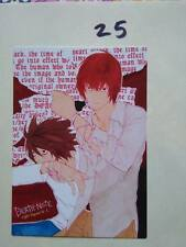 death note carddass trading card