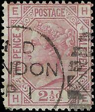 VEGAS - 1876-80 Sc# 67 - Queen Victoria - Plate 4 - Cat= $60 - (FE42)