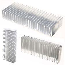 150mm X 60mm X 25mm Heat Sink Aluminum Heatsink Cooling Fins for Power Amplifier