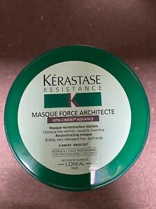 KERASTASE MASQUE FORCE ARCHITECTE Reconstructing Masque 16.9oz / 500ml